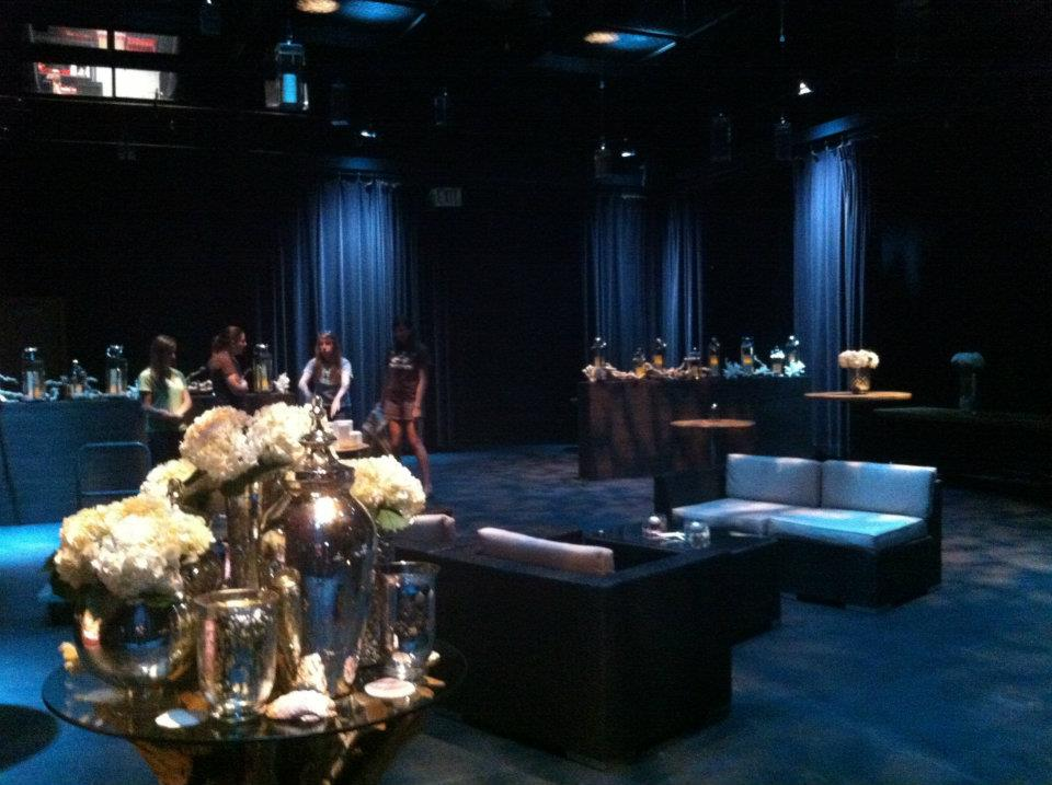 Lehigh University Zoellner - Black Box Theatre