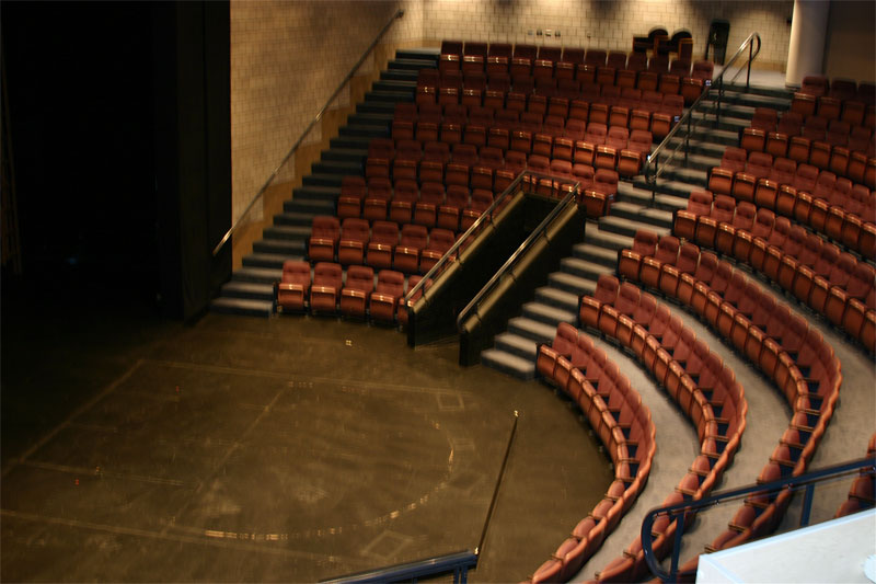 Diamond Theater Zoellner Arts Center