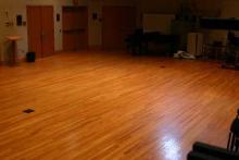 Lehigh University Zoellner - Large Rehearsal & Presentation Room