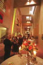 Lehigh University Zoellner - Atrium