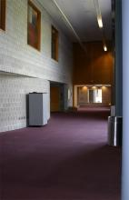 Lehigh University Zoellner - Goodman Lobby