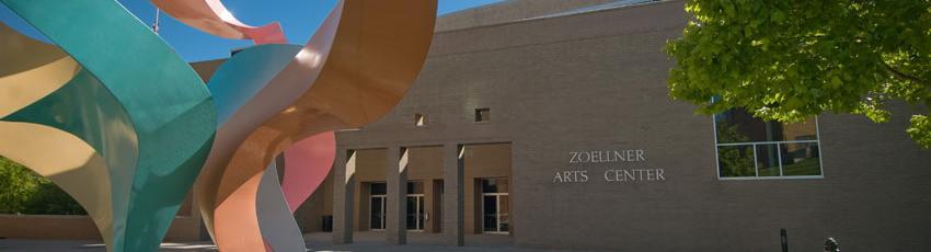 Lehigh University Zoellner - Outside of Zoellner