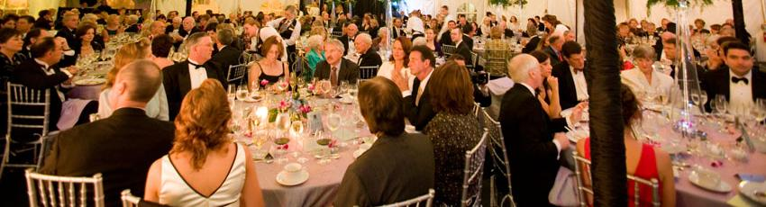 Lehigh University Zoellner - Gala Dinner Header