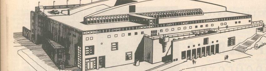 Illustration of Zoellner Arts Center